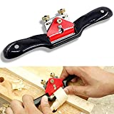 Accessbuy 10'' Adjustable Wood Craft Cutting Edge Spoke Shave Spokeshave For Woodcarver