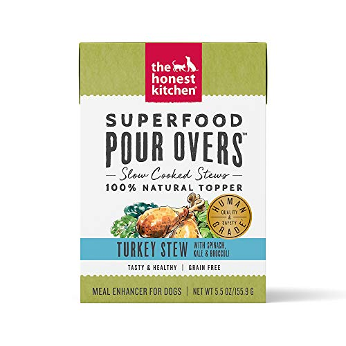 The Honest Kitchen Superfood POUR OVERS