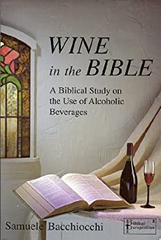 Bible Study Course Drinking Alcoholic Beverages