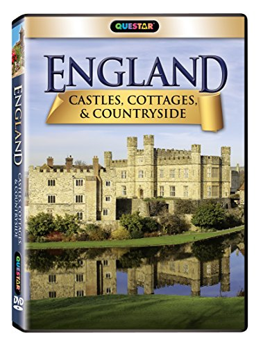 Country Castles - England: Castles, Cottages and Countryside