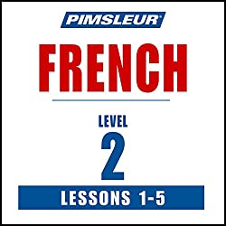 French Level 2 Lessons 1-5