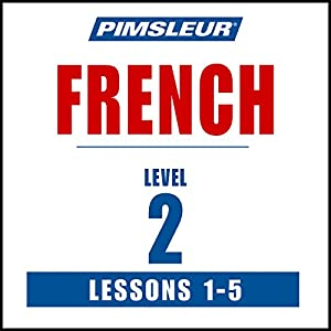 French Level 2 Lessons 1-5 Speech