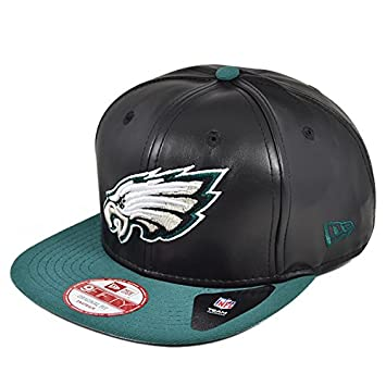4bc1db894ab Image Unavailable. Image not available for. Color  Philadelphia Eagles  SMOOTHLY STATED SNAPBACK 9Fifty New Era NFL Hat
