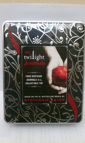 (Bundle of 4- Twilight Journal Gift Set)