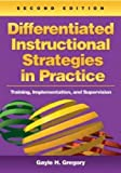 Differentiated Instructional Strategies in Practice 2nd Edition
