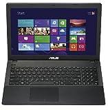 ASUS X551CA-SX029H - Portátil de 15.6' (Intel Celeron 1007U, 4 GB de RAM, 500 GB de disco duro, Intel HD Gráfico integrado, Windows 8), negro - Teclado QWERTY español