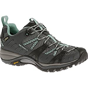 Merrell Siren Sport Gore-TEX Women's Walking Shoes - SS17-9.5 - Grey