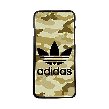 Funda carcasa para móvil logotipo adidas camuflaje retro logo compatible con Samsung Galaxy j7 (2017)