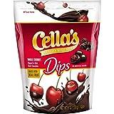 Cella's Dips Whole Cherries in Rich Dark Chocolate - 6oz