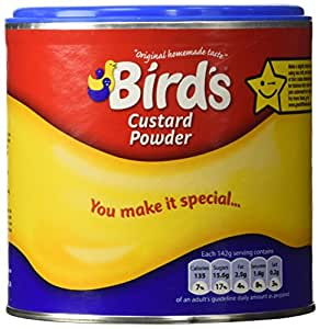 Bird's Custard Powder 300g - Pack of 2