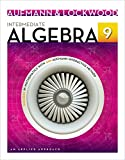 Student Solutions Manual for Aufmann/Lockwood's Intermediate Algebra: an Applied Approach, 9th, Aufmann, Richard N. and Lockwood, Joanne, 1285417453
