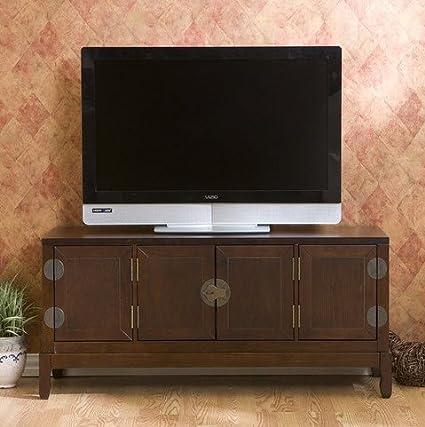 Amazon Com Upton Home Sullivan Entertainment Center Media Console