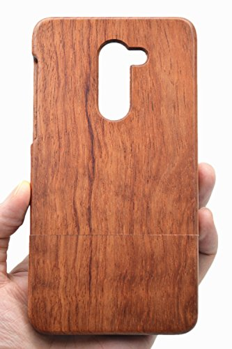 VolksRose Huawei Honor 6X Wood Case - Rosewood - Premium Quality Natural Wooden Case for your Smartphone and Tablet by VolksRose