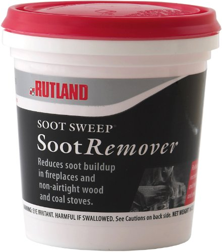 Rutland Sweep Soot Remover, 1-Pound