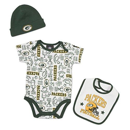 NFL Green Packers Boys Bodysuit