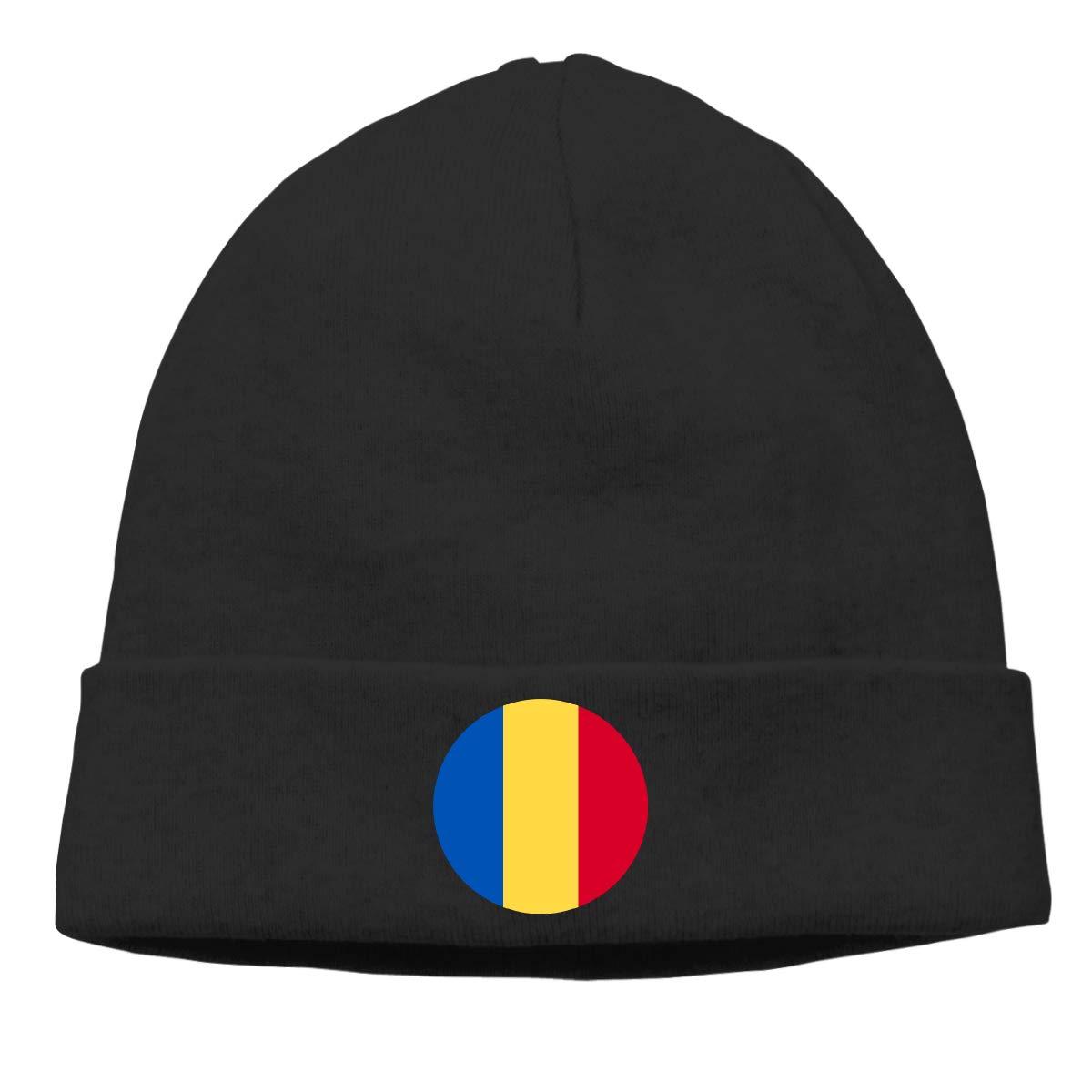 Nskngr Romania Cap Men /& Women Warm Serious Beanies Beanie Skull Cap