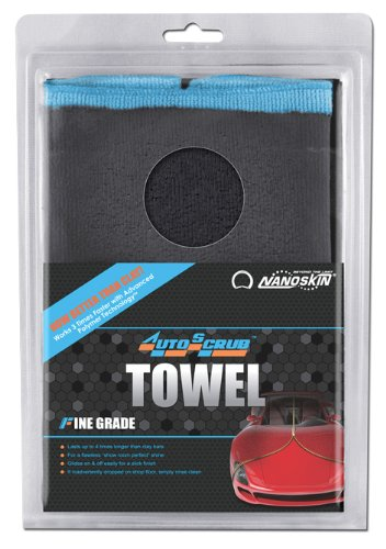 "Nanoskin (AS-009) AutoScrub 12"" x 12"" Fine Grade Towel"