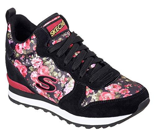 Skechers - Zapatillas deportivas modelo Petros OG 85 para mujer multicolor