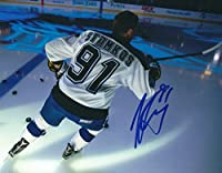 Autographed Steven Stamkos 8x10 Tampa Bay Lightning Photo