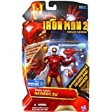 Iron Man 2 Movie Series 6 Inch Exclusive Action Figure Mark IV