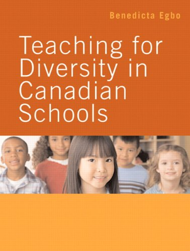 Teaching for Diversity in Canadian Schools