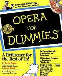 Opera For Dummies®
