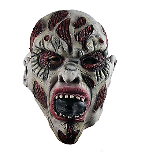 HLLWN Expresss, Predator Anatomy Head, Halloween Latex Mask 2014 HLWMSK73