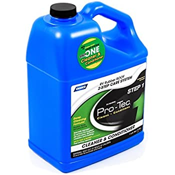 Amazon Com Camco 41068 Pro Tec Rubber Roof Cleaner Gal