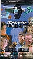 Star Trek Mirror Mirror Unopened Trading Cards Pack (11 cards per pack)