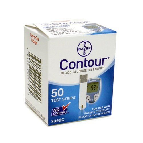500 Contour Test Strips