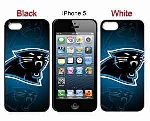 Iphone 5 Case Iphone 5s Cases NFL Carolina Panthers 08