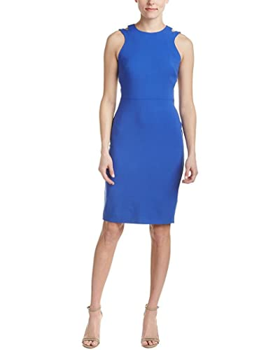 French Connection Whisper Light Cutout Midi Dress