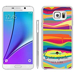 Note 5 case,Kate Spade 70 White Samsung Galaxy Note 5 cover