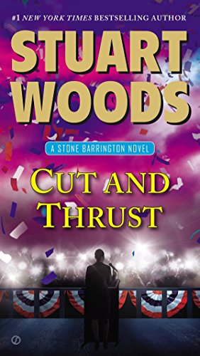 Cut and Thrust: A Stone Barrington Novel