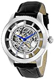 Invicta Men's 22570 Objet D Art Automatic 3 Hand Silver Dial Watch