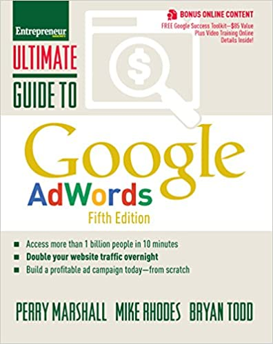 Amazon ultimate guide to google adwords how to access 100 amazon ultimate guide to google adwords how to access 100 million people in 10 minutes ultimate series ebook perry marshall mike rhodes fandeluxe Images