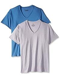 Hanes 7765P2 Camiseta para Hombre (paquete de 2)