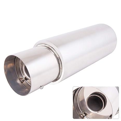 Exhaust Muffler Assembly-Quiet-Flow SS Muffler Assembly Walker 55329