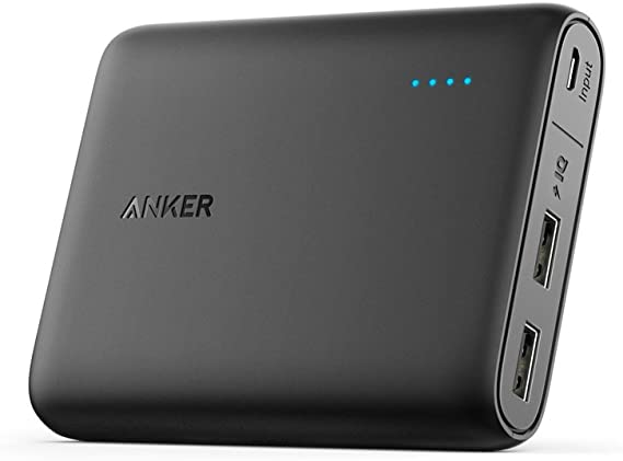 Anker PowerCore 13000 Portable Charger  Compact 13000mAh 2Port Ultra Portable Phone Charger Power Bank with PowerIQ and VoltageBoost Technology for iP at Kapruka Online for specialGifts