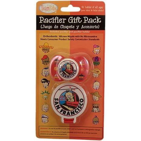 Amazon.com: Equipo chupete con paquete de regalo, de ...