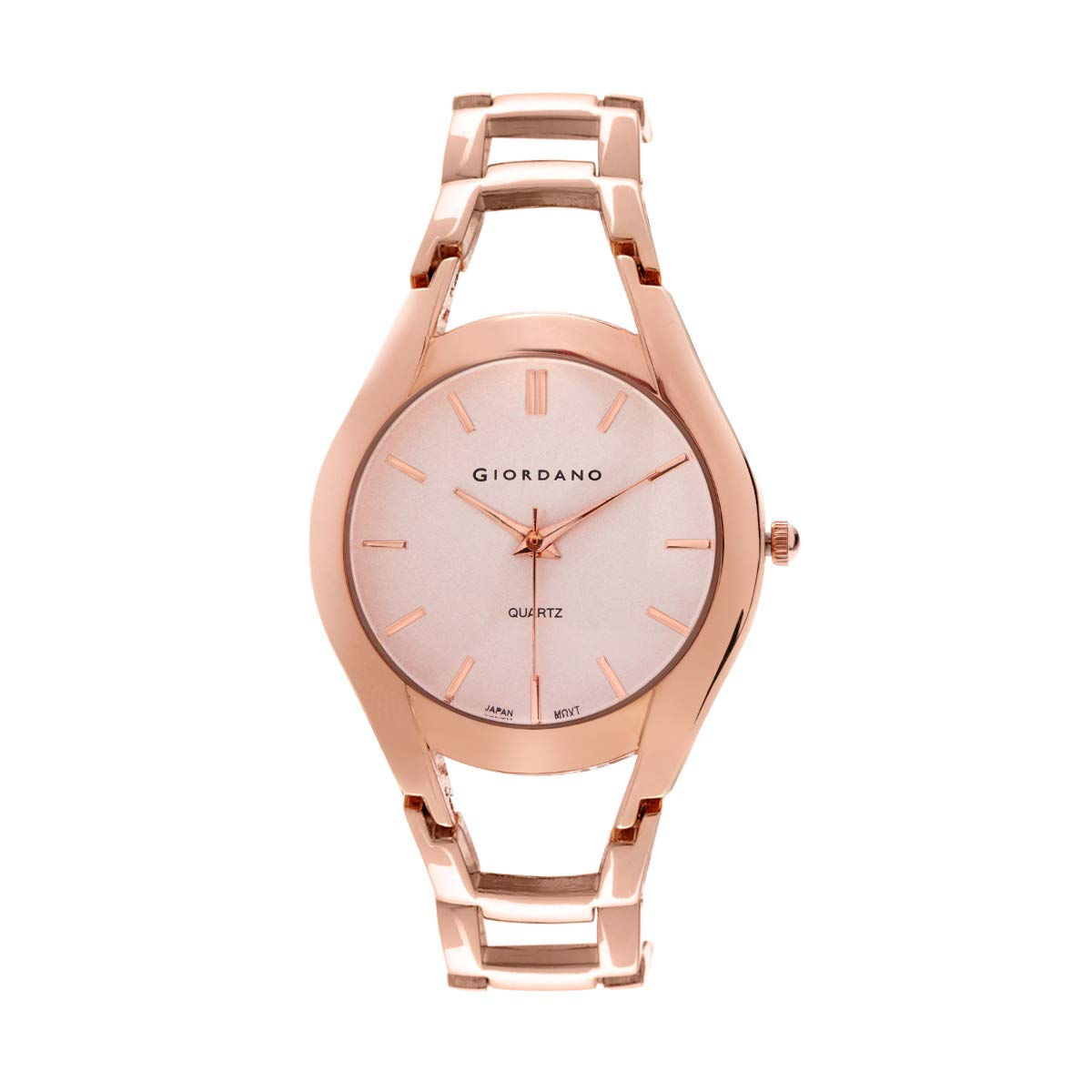 Giordano Analogue Rose Gold Dial Women Watch (B07N7CJX59) Amazon Price History, Amazon Price Tracker
