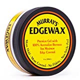 Murray's Edge wax combines a premium gel with the holding, power of Australian Beeswax providing, a high shine, maximum hold, with no flaking. this products is strong, enough for the most demanding, areas, yet soft enough for easy application...