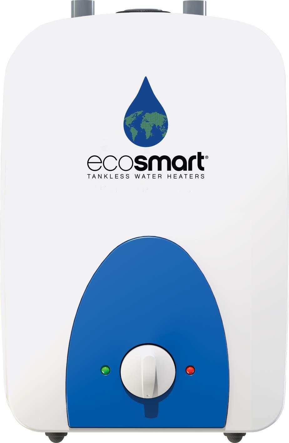 Ecosmart ECO MINI 2.5 2.5-Gallon 120V Electric Mini Tank Water Heater by Ecosmart
