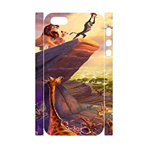 Phone Accessory for iphone 5 5S, iphone SE 3D Phone Case The Lion King T439ML