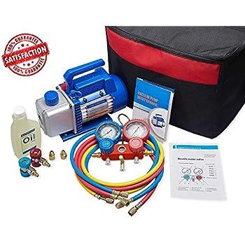 Amazon Com Actron Cp7830 Hand Vacuum Pump Automotive