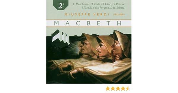 VERDI: Macbeth / Coro e Orchestra del Teatro alla Scala Milano, De ...