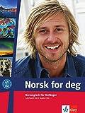 Norsk for deg: Norwegisch für Anfänger. Lehrbuch + 2 Audio-CDs