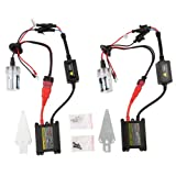 OSAN 35W HID Xenon Light Headlight Lamp Conversion Kit Set H11 6000K Replacement Bulb
