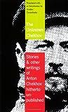 The Unknown Chekhov, Anton Chekhov, 0374526745
