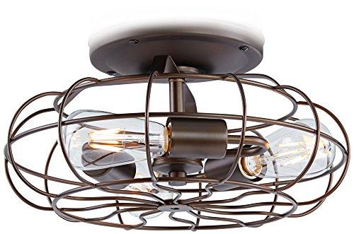 lodge decor ceiling fan - 5